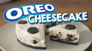 Oreo芝士蛋糕(無魚膠/吉利丁) OREO Cheesecake
